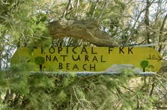 Tropical Beach (93 km)