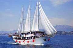 Katarina Line - Croatian Small Ship Cruise Specialist (38 km)