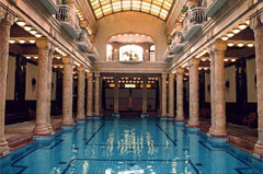 Gellert Baths and Spa (15 km)