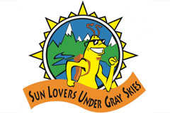 Sun Lovers Under Gray Skies (34 miles)