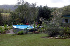 Valley View Bush Retreat (93 km)