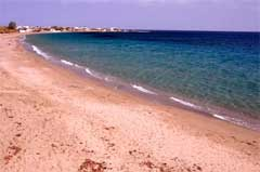 Magazia Beach (106 km)