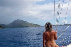 K&W Clothing Optional Sailing Cruises