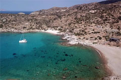 Catamaran Emelia | Naturist cruise in the Greek islands (61 km)