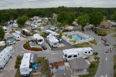 Paradise Pines Nudist RV Park, Lutz, Florida 33559 (5 miles)
