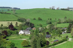 Cefnsuran Farm Accommodation (52 miles)