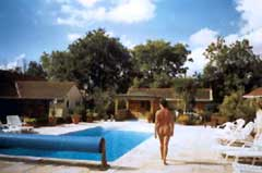Dilly Dally's Naturist Accommodation (12 miles)